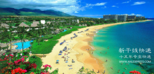 二等奖 夏威夷价值$2000的两人游